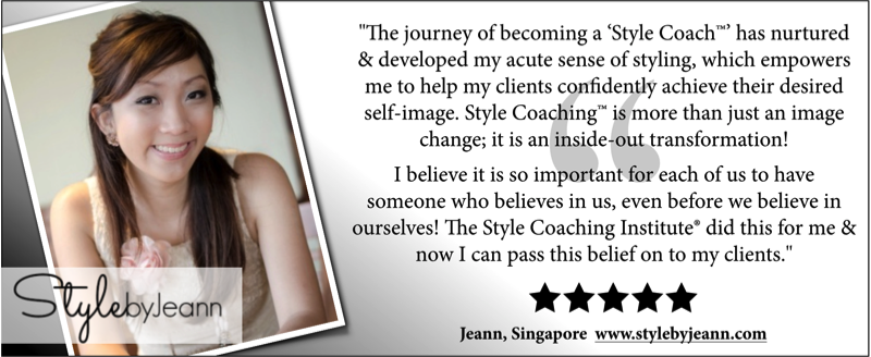 Become a Image Consultant and Style Coach